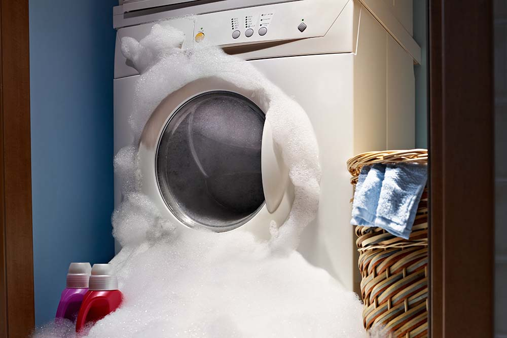 Avoiding Washer and Dryer Troubles